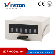 MCF-6X Mechanical Electromagnetic Counter