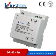 DR-45 Din Rail 45W Switch Mode Power Supply