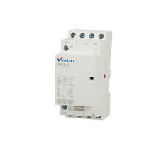 WCT-25A 4P 2NO 2NC Energy Consumption Household Contactor