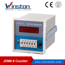 JDM9-6 Punch Mechanical Electronic Digital Counter