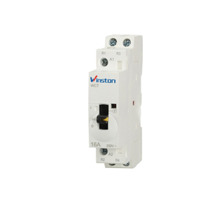 Manufacturer 16A VMC 2 Pole Manual AC Contactor