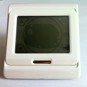 WSTR9 Touch-Screen Programming Thermostats