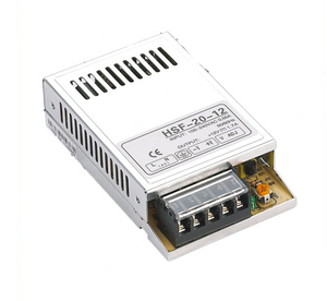HSF-20 compact single switching power supply