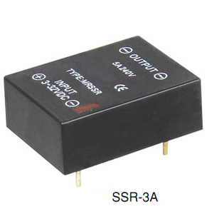 SSR-3A PCB Type AC solid state relay