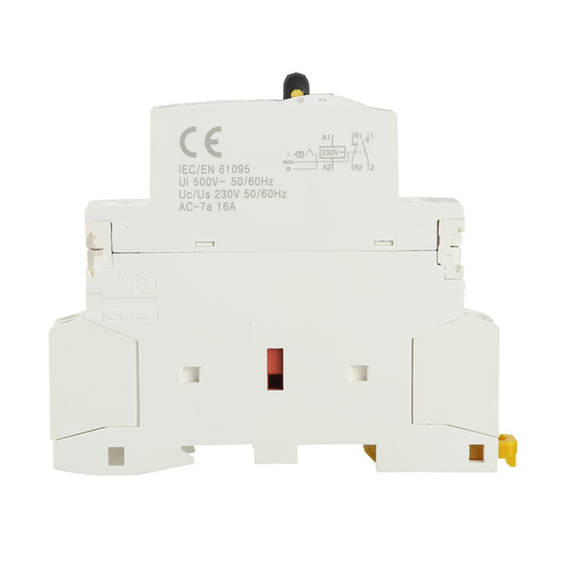 Modular Homes 24V Electrical 4 Phase Manual Contactor