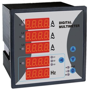 WST292Z-9X5-IUHF Three Phase Digital current,voltage,frequency,power factor combined meter