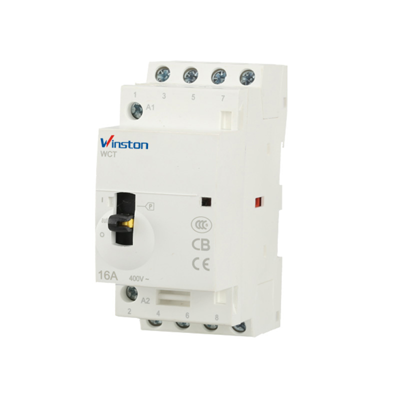 New General 16A Electricity 4 Phase Manual Contactor