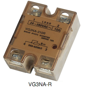 VG3NA-R Single phase solid state governor