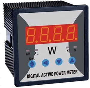 WST183P 3 phase 3 wire digital active power meter