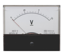 44C2 Moving Coil instrument DC Voltmeter