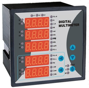 WST292E LED Digital multifunctional meter
