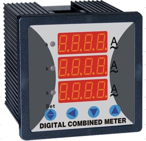 WST294Z 3 Phase Digital combined Ammeter