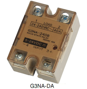 G3NA-DA Single phase AC and DC solid state relay