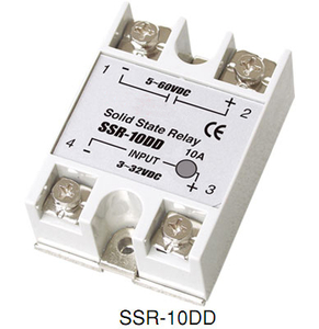 SSR- DD Single phase DC solid state relay