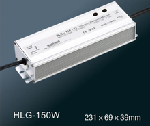 HLG-150W Full function adjustable waterproof power supply