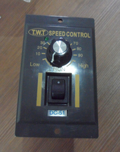 DC-51 DC Speed control Unit
