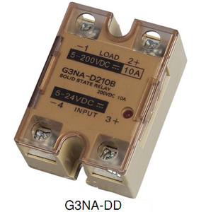 G3NA-DD Single phase solid state relay