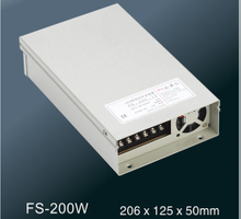 FS-200W LED rainproof power supply