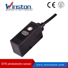 G15 retro reflective photoelectric sensor switch