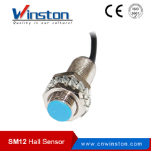 Waterproof SM12 Magnetic Hall Switch Sensor