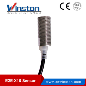 E2E-X10 E2E-X18 10mm 18mm NPN PNP Flush Non-flush Inductive Switch Sensor