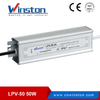 LPV-50 50W led driver waterproof power supply for swimming pool