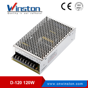 industrial Use D-120W AC DC Open Frame LED Power Source