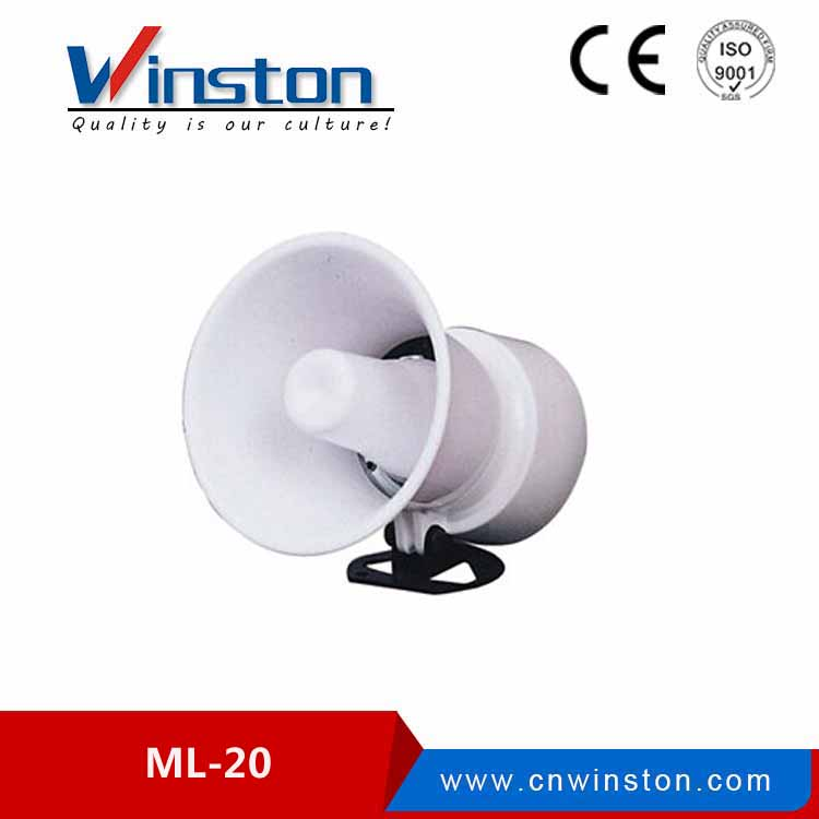 ML-25 8 tone car alarm 10W 110DB DC12V 24V