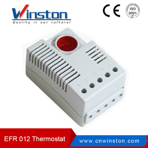 EFR012 din rail mountable electronic hygrostat