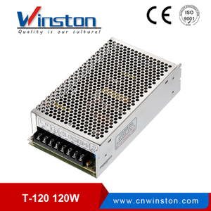 Popular 120W Triple Output LED Switching Power Supplies T-120W