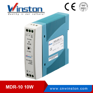 Winston MINI type MDR-10-5V 10W din rail switch power supply