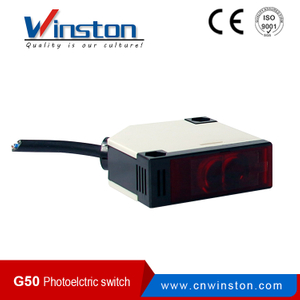 G50 photoelectric switch retroreflective type reflector sensor