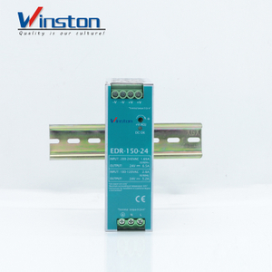 Winston NDR150-24 Single Output 24V 150W Din Rail Switching Power Supply