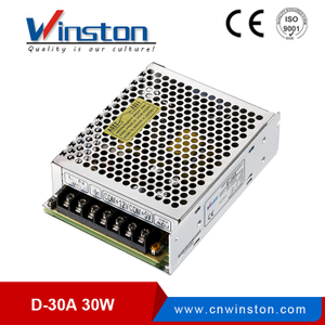 D-30W Dual Output Power Supply SMPS With LED light