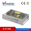 China Manufacturer 75W S-75 Series 15V 24V Switching Power Supply
