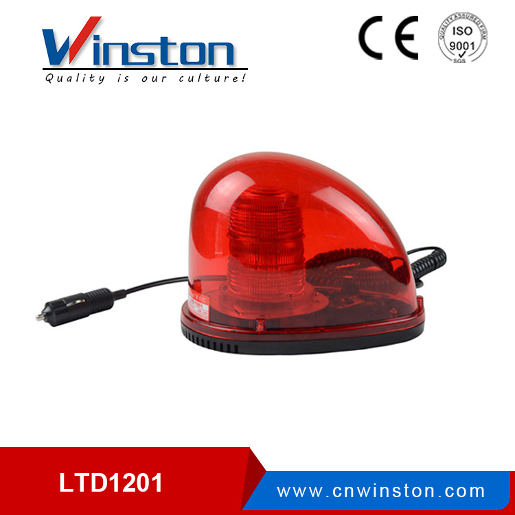LTD-1201J Revolving warning light for car DC12V DC24V