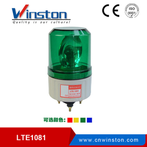 LTD-1081J Rotary warning light with sound DC12V 24V