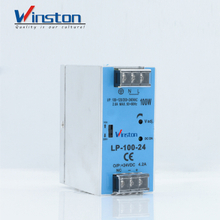 LP100-24 4.2A 24V 100W Din-rail Switch Mode Power Supply