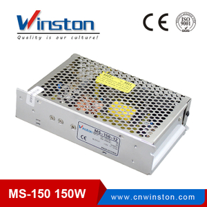 AC DC 150W MS-150 12V 15V 24V 27V 36V 48V Adjustable Switching Mode Power Supply With 2 years warranty /Power Adapter With CE ROHS