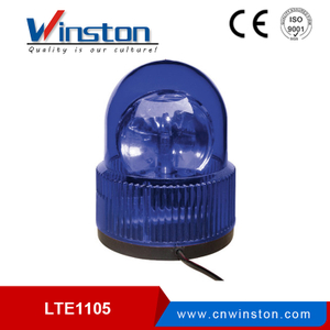 LTD-1105 Mini Light bulb rotating Warning Light DC12V 24V AC 110 22V