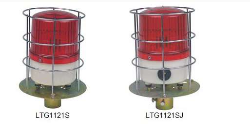 LTE-1122S Rotary warning light (Φ120)