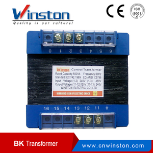 Winston BK-500 Single Phase Low Voltage 500VA Power Transformer