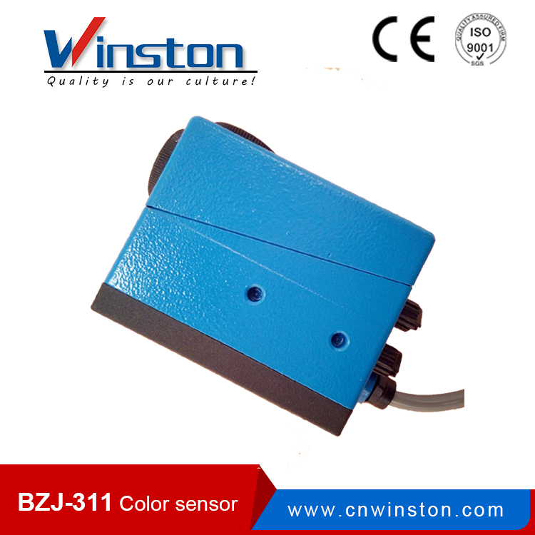 BZJ-311 Color Mark Sensor Optical Switch With Ce