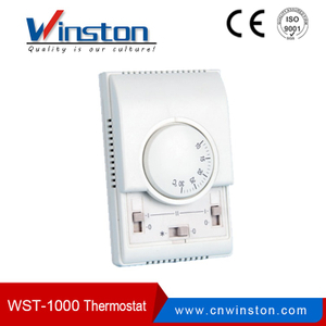 Mechanical Hotel Room Thermostat for Electrical Floor Heating (WST-1000)