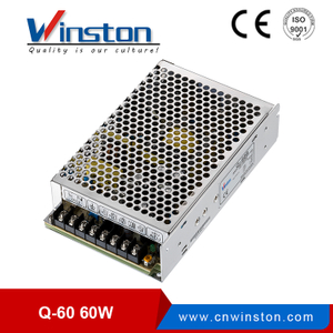 Factory Q-60 60W Quad Output Switching Power Supply SMPS With CE