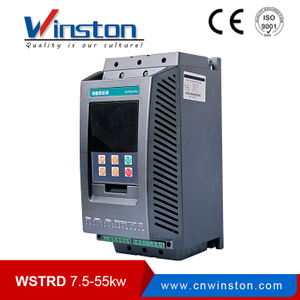 Manufacturer LCD display 37kw 380v soft starter with ce