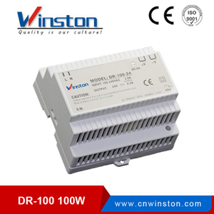 Winston DR-100 Din Rail 100W Switching Power Supply