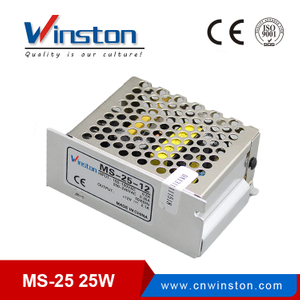 MS-25 25w adjustable 12v switch mode power supply