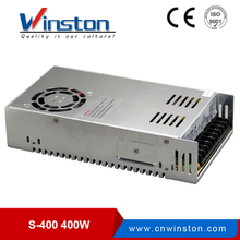 400W S-400 DC Regulated Switch Mode Power Supply For Indoor Use