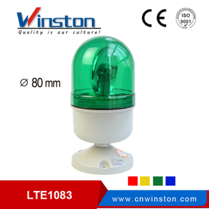 LTE-1083J DC12V revolving warning light